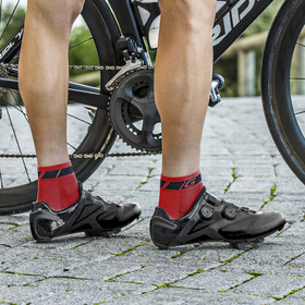 GripGrab Classic Low Cut Sokken, rood